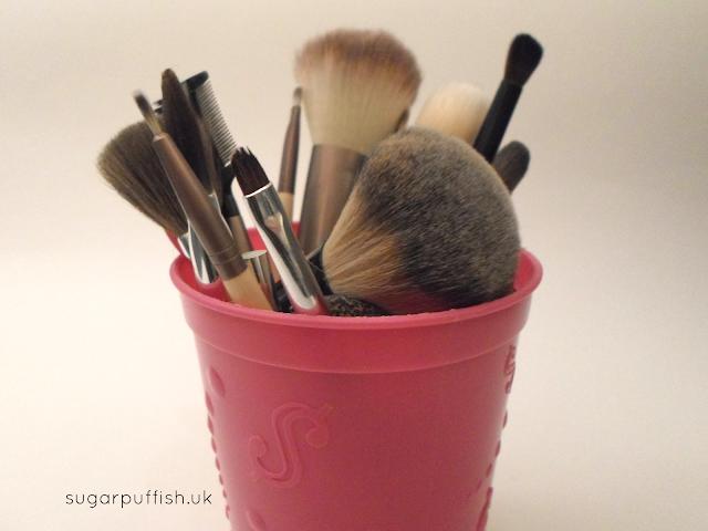 cruelty free makeup brushes