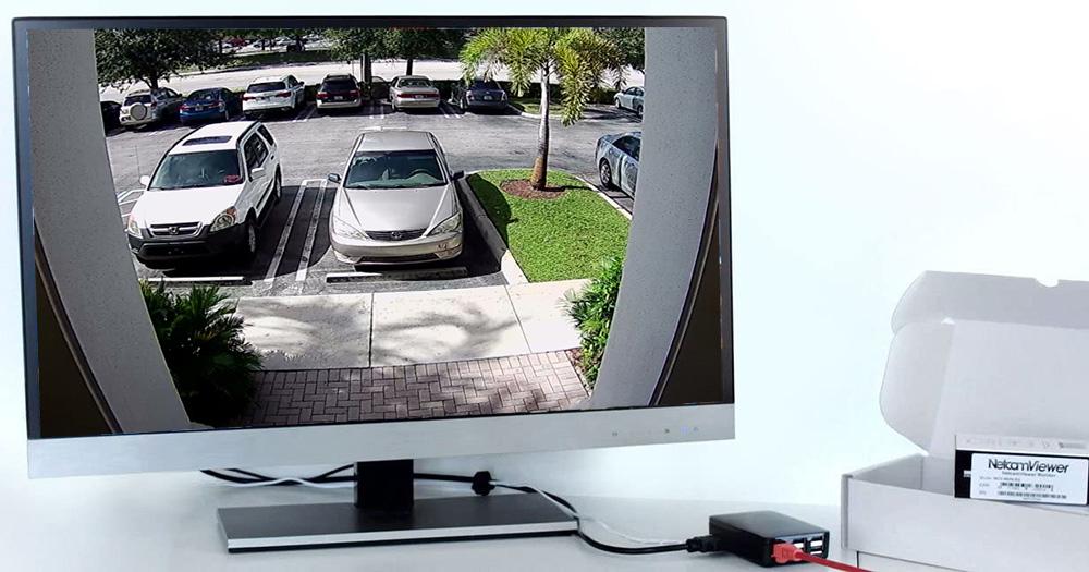 view IP camera smart TV