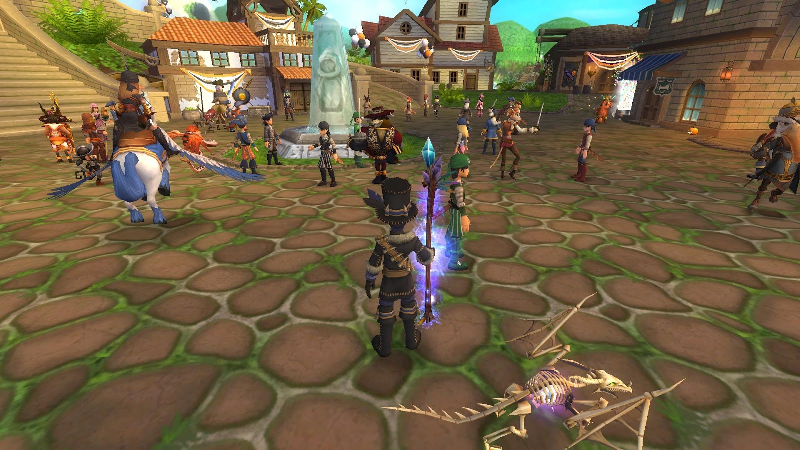 Around the Spiral with Edward Lifegem: Will Pirate101 End?