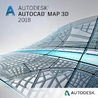 Autocad Map 2018 coordenadas
