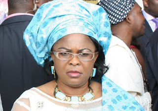 Patience Jonathan confirms $31.4m frozen account belongs to her