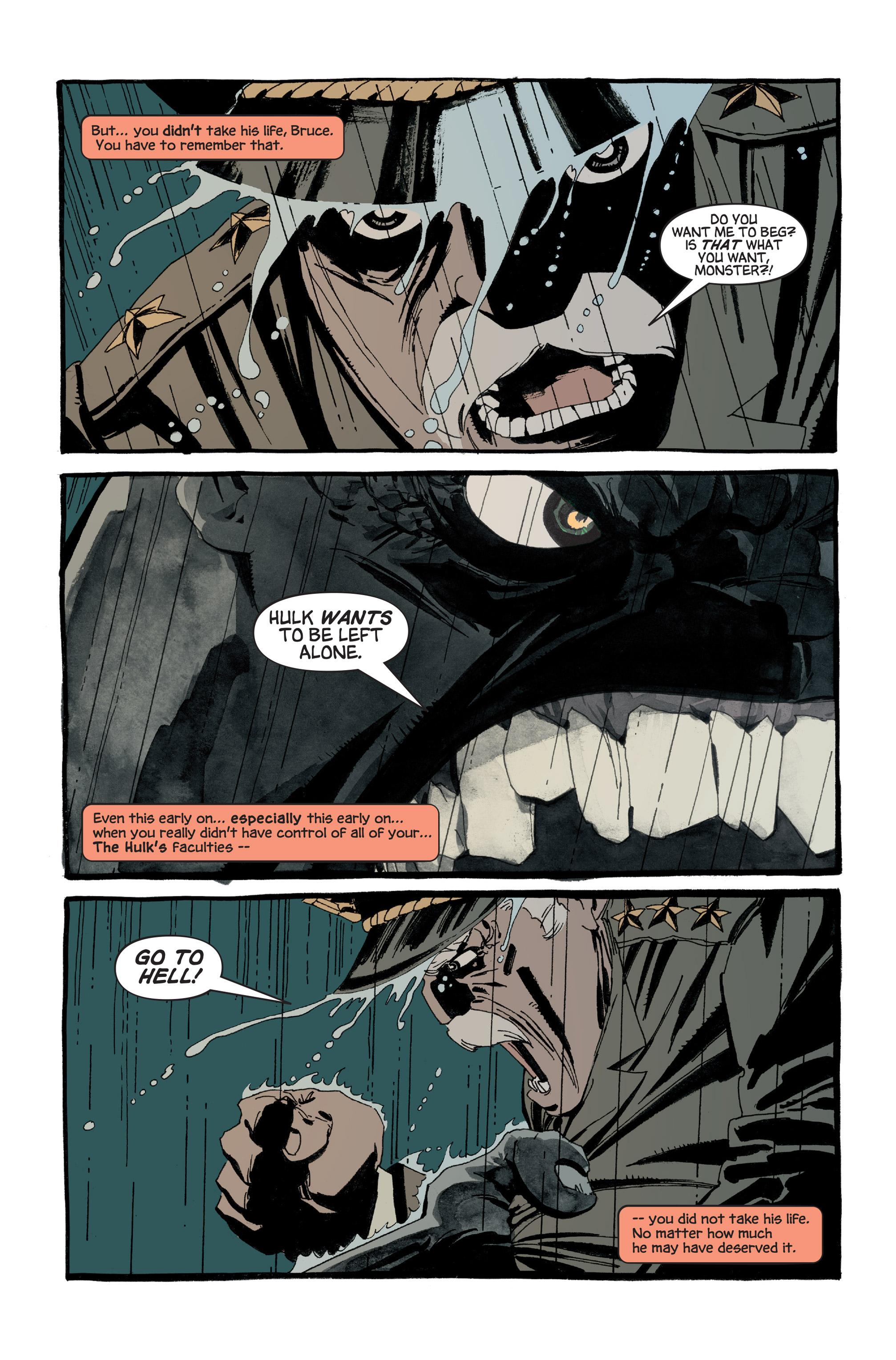 Read online Hulk: Gray comic -  Issue #6 - 8