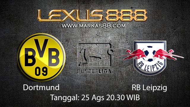 BOLA88 - PREDIKSI BOLA DORTMUND VS RB LEIPZIG 25 AGUSTUS 2018 ( GERMAN BUNDESLIGA )