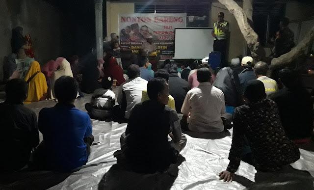 Kodim Lotim Pecahkan Rekor Nobar Film PKI