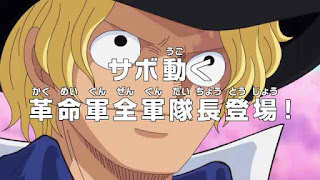 One Piece Episódio 880