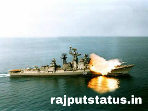 INS Rajput Weapons