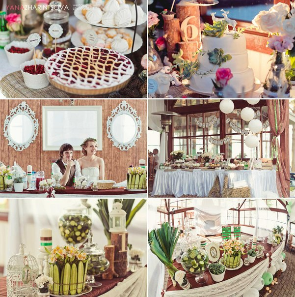 Vintage Wedding Centerpieces Ideas: Vintage Wedding Decorations