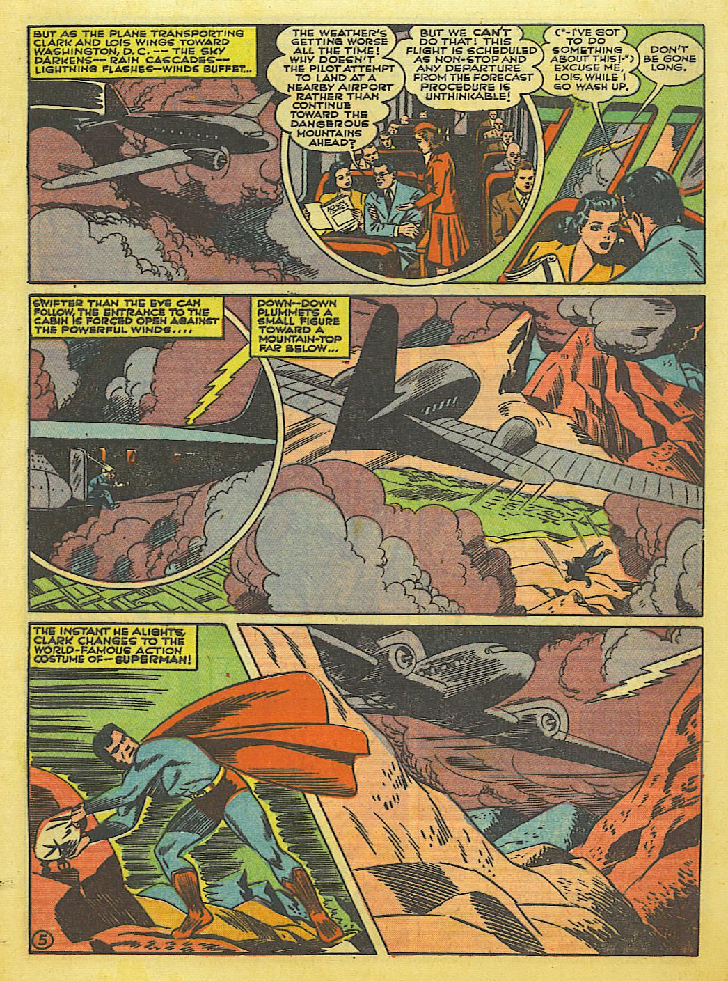 Action Comics (1938) 52 Page 6
