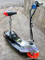 Skuter listrik e-scooter 24 volt