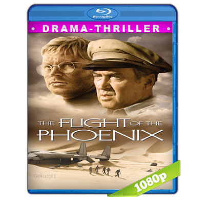 El Vuelo Del Fenix (1965) BRRip Full 1080p Audio Trial Latino-Castellano-Ingles 2.0