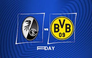 SC Freiburg vs Dortmund