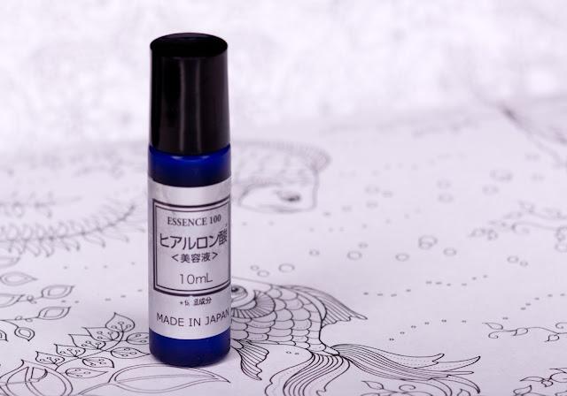 Japan Gals Сыворотка для лица с гиалуроновой кислотой