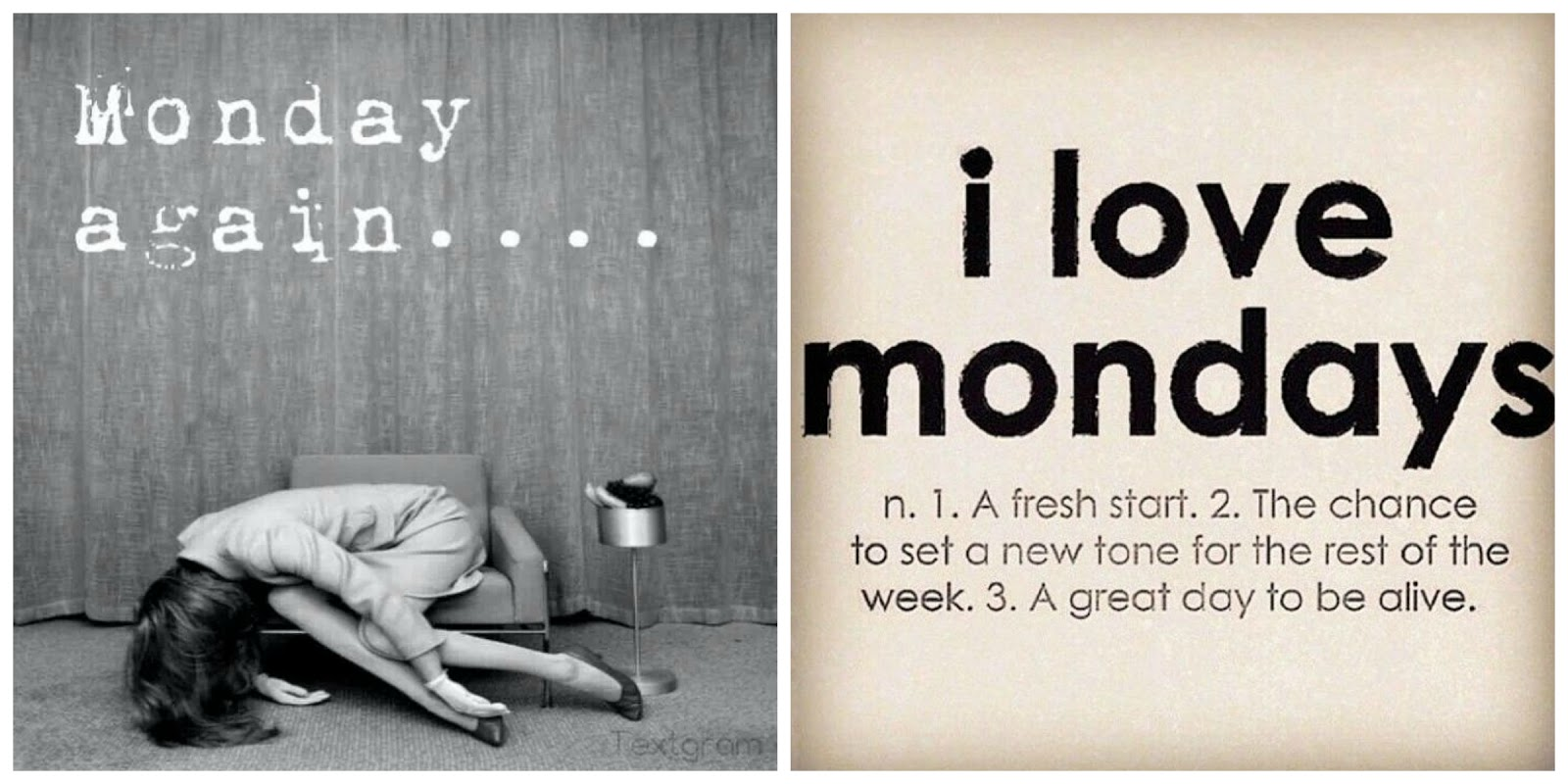 Why Do We Hate Mondays