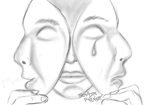 A Mascara Da Vida