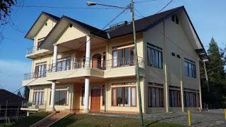 Villa BerKapasitas Besar Murah Di Lembang-Bandung