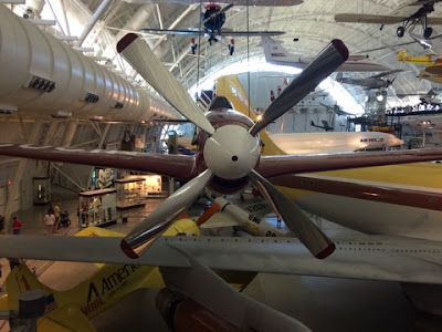 Smithsonian Air and Space Museum: Steven F. Udvar-Hazy Center