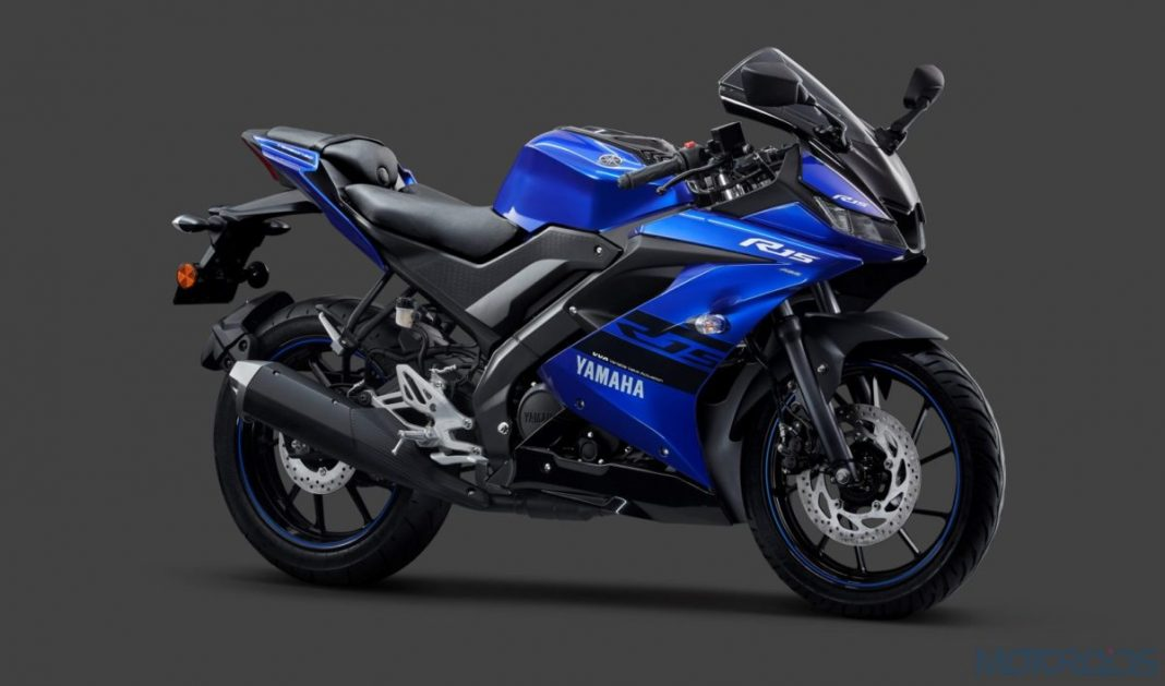 Yamaha Resmi Rilis Produk New Yamaha R15 nih !!!