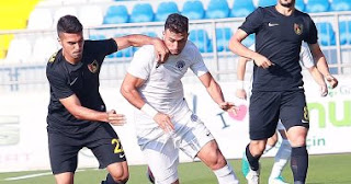 Trezeguet scored the first goal of Kassem Pasha in the Turkish league