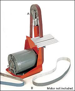 Belt sharpener for sale, as new