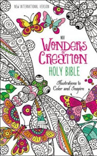 WONDERS CREATION BIBLE COVER