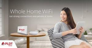 PLDT Home Whole Home Wi-Fi Plan