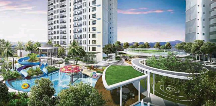 The Amarene's Condominium Penang Facilities