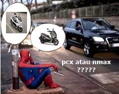 Galau mode on: Yamaha Nmax VS Honda PCX