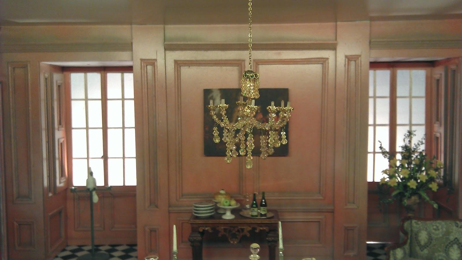 patrick duclou miniatures la salle a manger. Black Bedroom Furniture Sets. Home Design Ideas