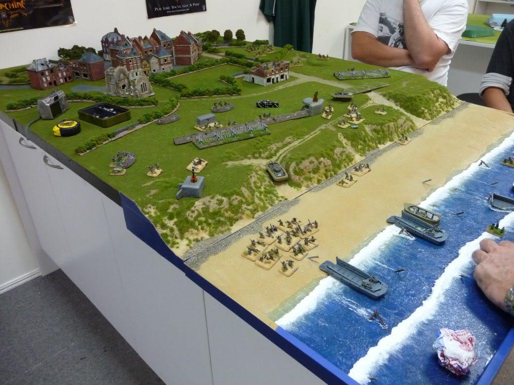 FW Epic Bunker WIP1212 Wargaming Terrain Miniaturas