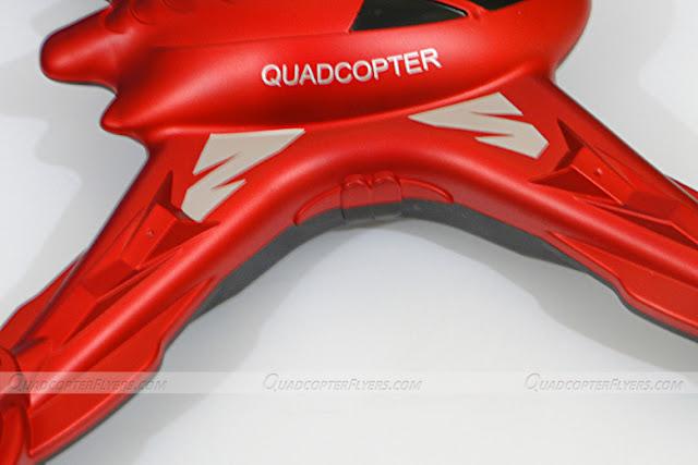 JJRC H25 Quadcopter -body