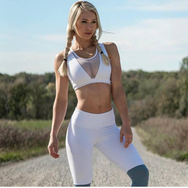 inspiring women in fitness Heather Marsh