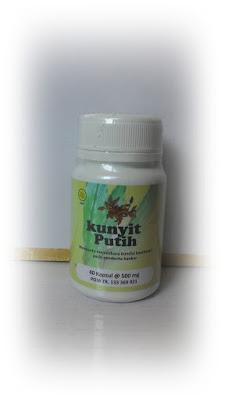 Toko Herbal Jual Kapsul Kunyit Putih Di Surabaya Sidoarjo | Herbal Kanker