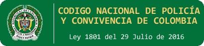 Código Nacional de Policía y Convivencia de Colombia | El Reportero Soy Yo #RSY #OngCF