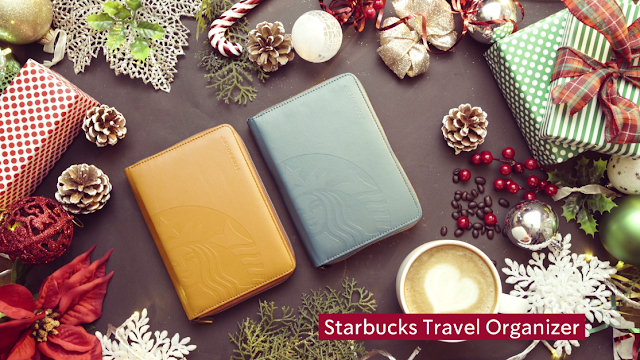 Starbucks Travel Organizers