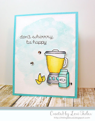 Don't Whirry card-designed by Lori Tecler/Inking Aloud-stamps from Lawn Fawn