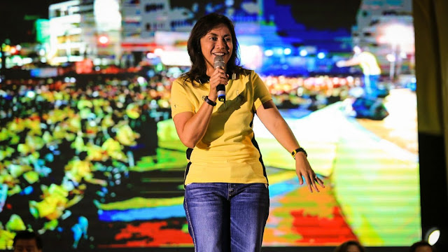 WATCH: Let's go back to the time when Leni Robredo first said, 'the last man standing is a woman'