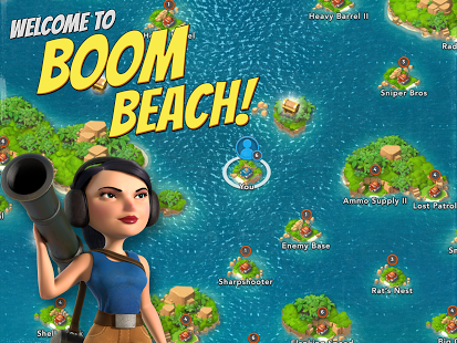 Boom Beach Apk + Obb Data | Full Version Pro Free Download