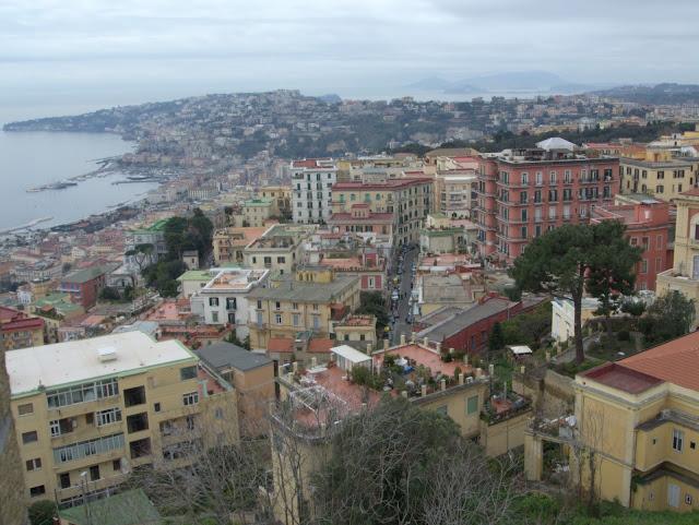 Neapol w marcu, jaka pogoda