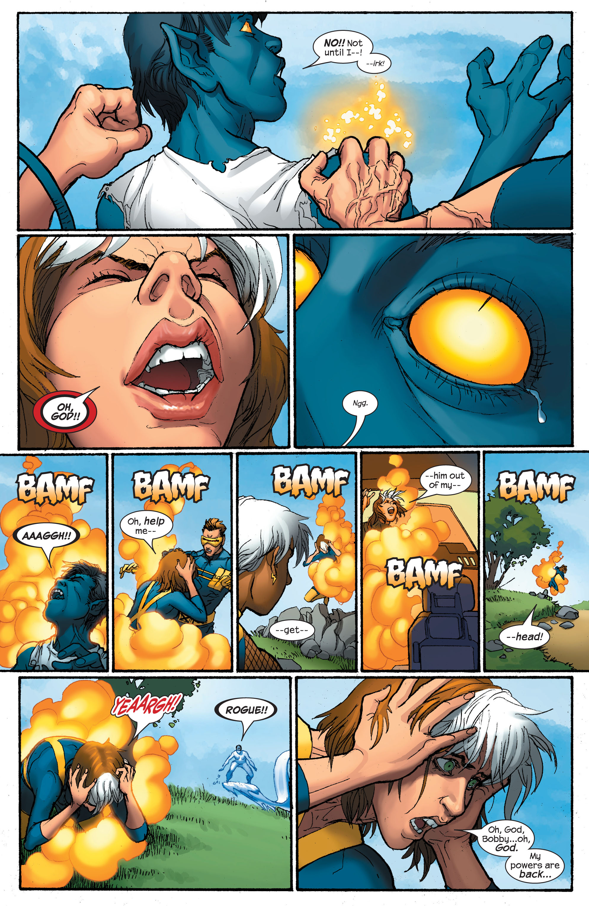 Read online Ultimate X-Men comic -  Issue # _Annual 2 - 31