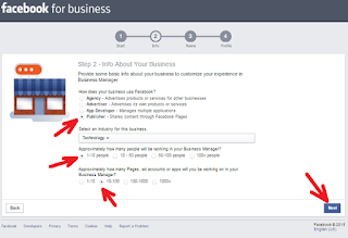 How to set up & how to delete Facebook business manager