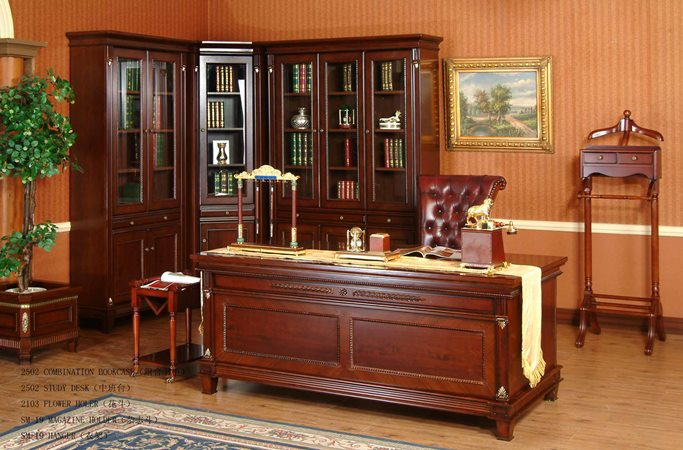 cherry wood executive office furniture image source www.tienganh123