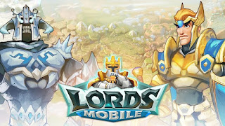 Lords Mobile MOD APK+DATA VIP Features