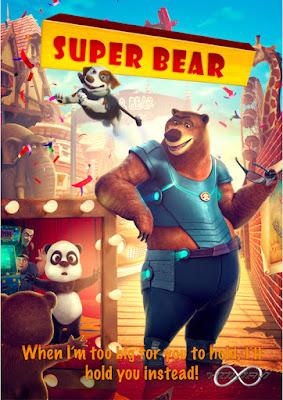 Super Bear 2019 Custom HD Spanish