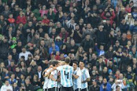 ARGENTINA TO QUALIFY AHEAD OF NIGERIA - MARADONA
