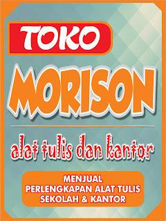 Info LOKER Lampung Tengah - TOKO ALAT TULIS MORISON