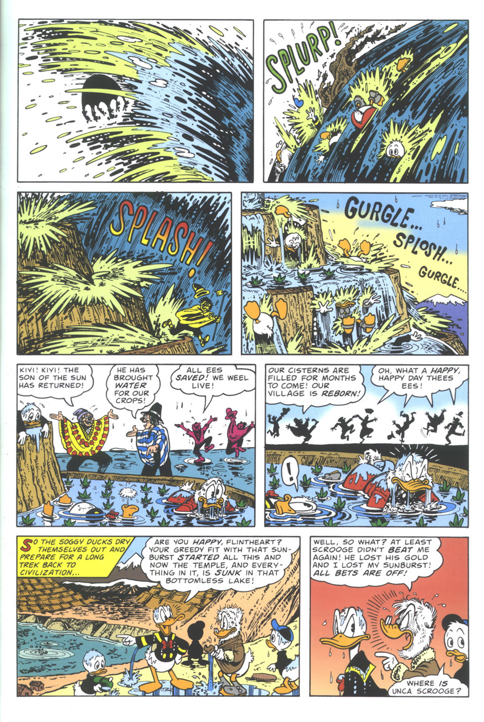 Read online Uncle Scrooge (1953) comic -  Issue #335 - 27