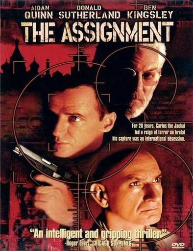 Ver Caza al terrorista (The Assignment) (1997) Online