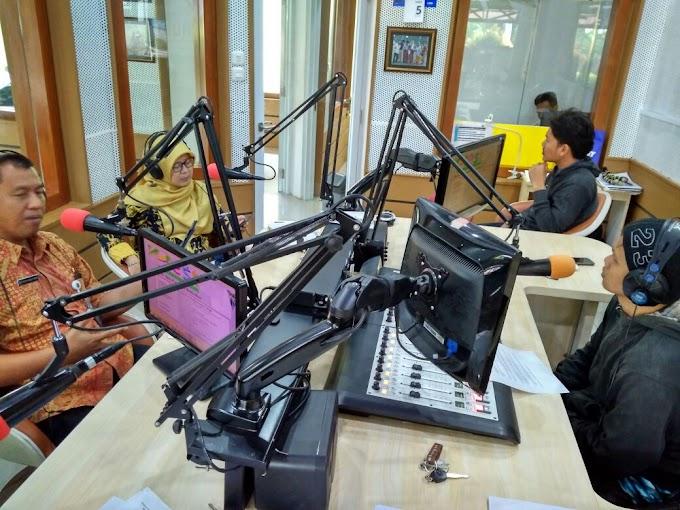 Hari Jadi Ke-19 Kota Depok Mengudara di Radio