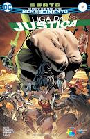 DC Renascimento: Liga da Justiça #10