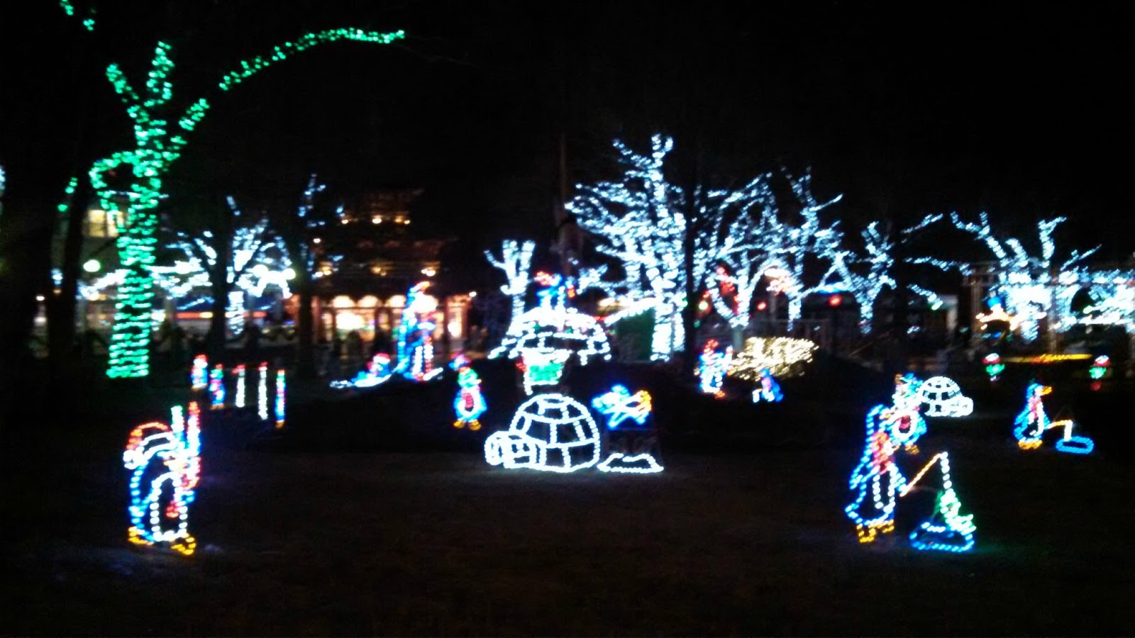 Pgh Momtourage: Best Christmas Lights in the \'Burgh